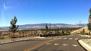 Reno scenery