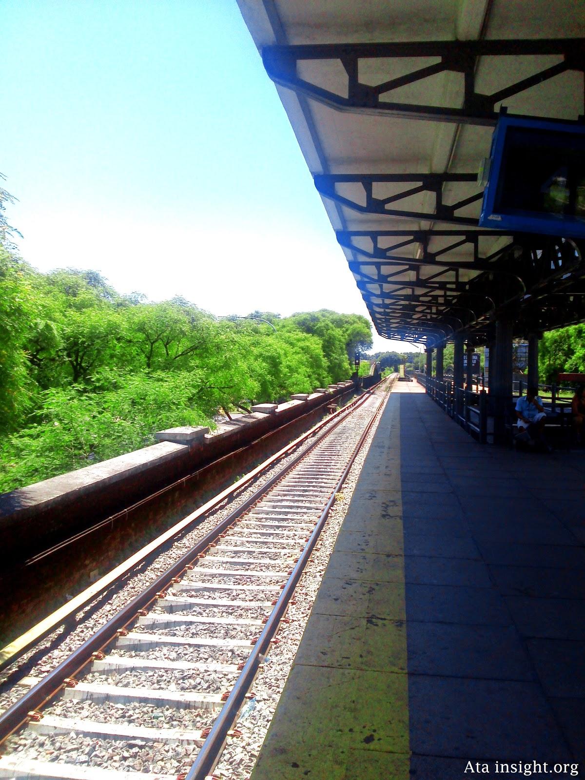 Estación 3 de febrero