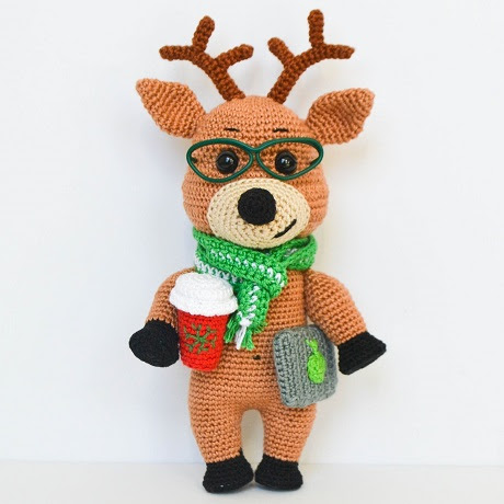 Victor the reindeer