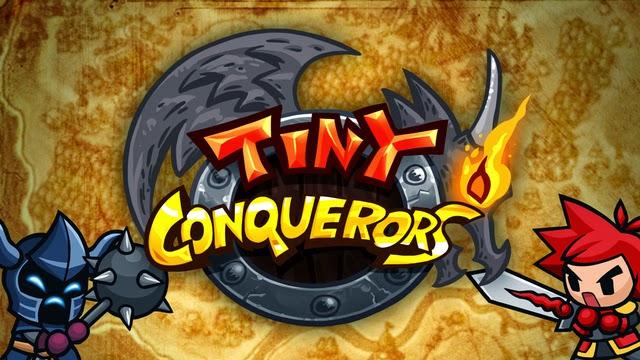 Tiny Conquerors Gameplay
