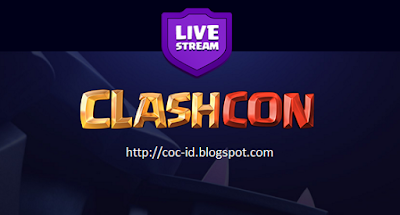 Live Streaming ClashCon 2015