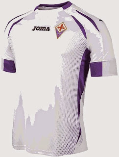 tempat jual online jersey fiorentina, away, fiorentina away musim 2014/2015, grade ori, made in thailand, jersey liga italia away fiorentina, musim 2014/2015