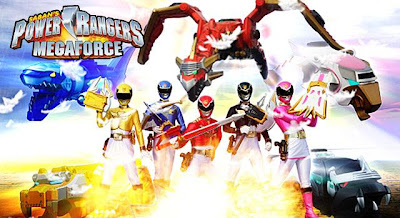 Power Rangers Megaforce Full Promo, Full Cast Unveiled
