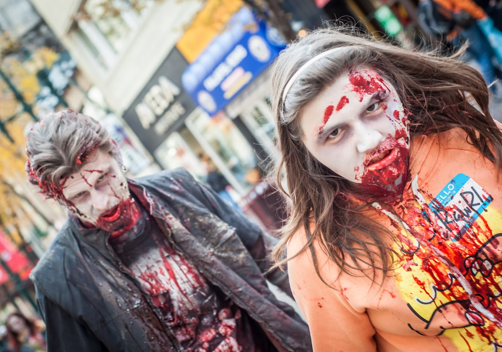 Zombie Walk 2013