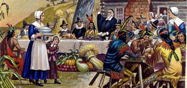 Historical Thanksgiving