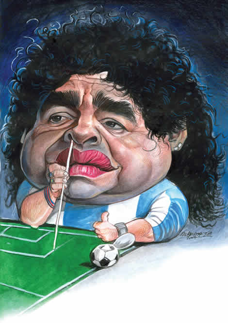 Simply Jews: Maradona as a champion of Palestinian causemaradona
