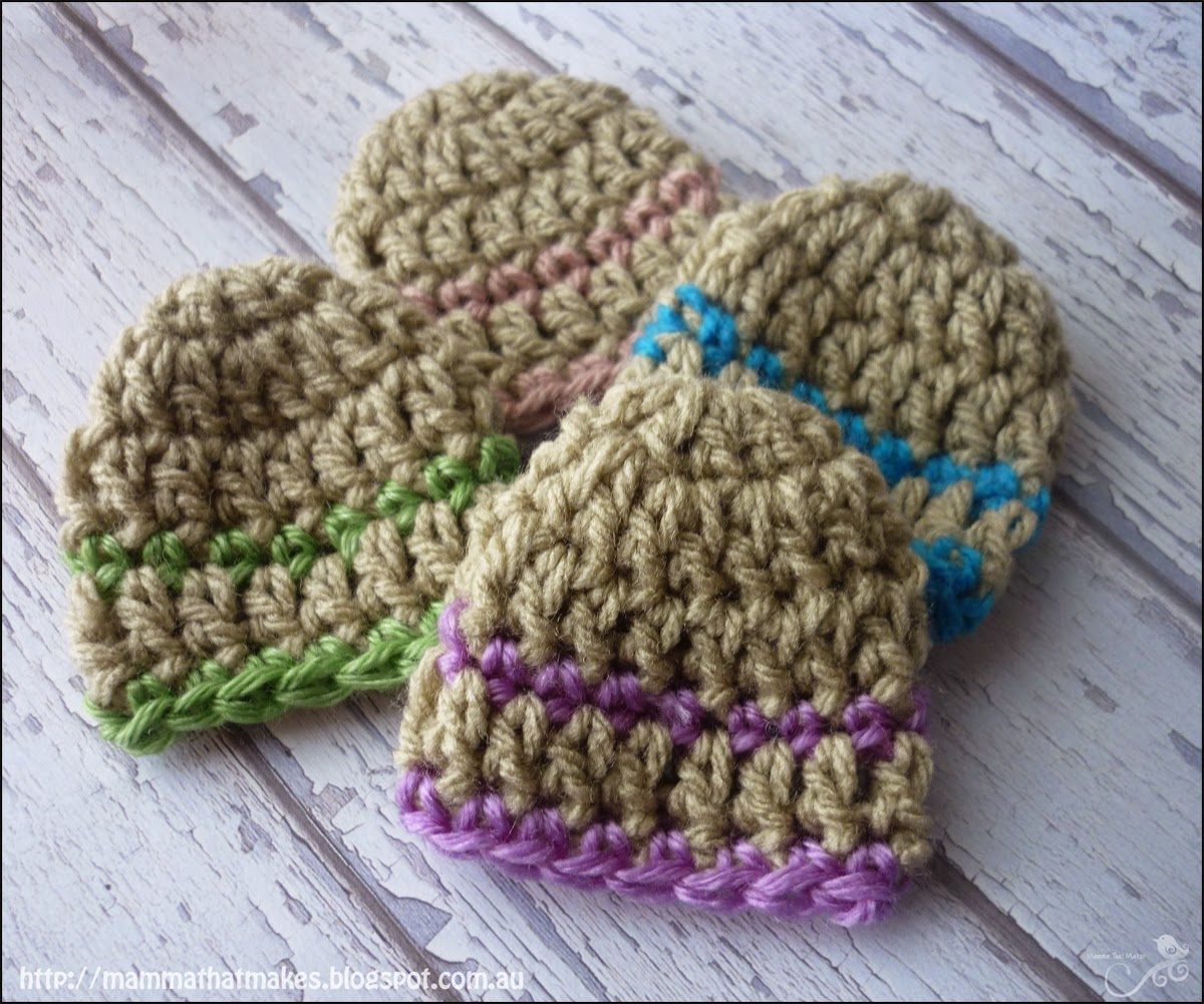 Mamma That Makes: Lincoln Beanie - Free crochet pattern