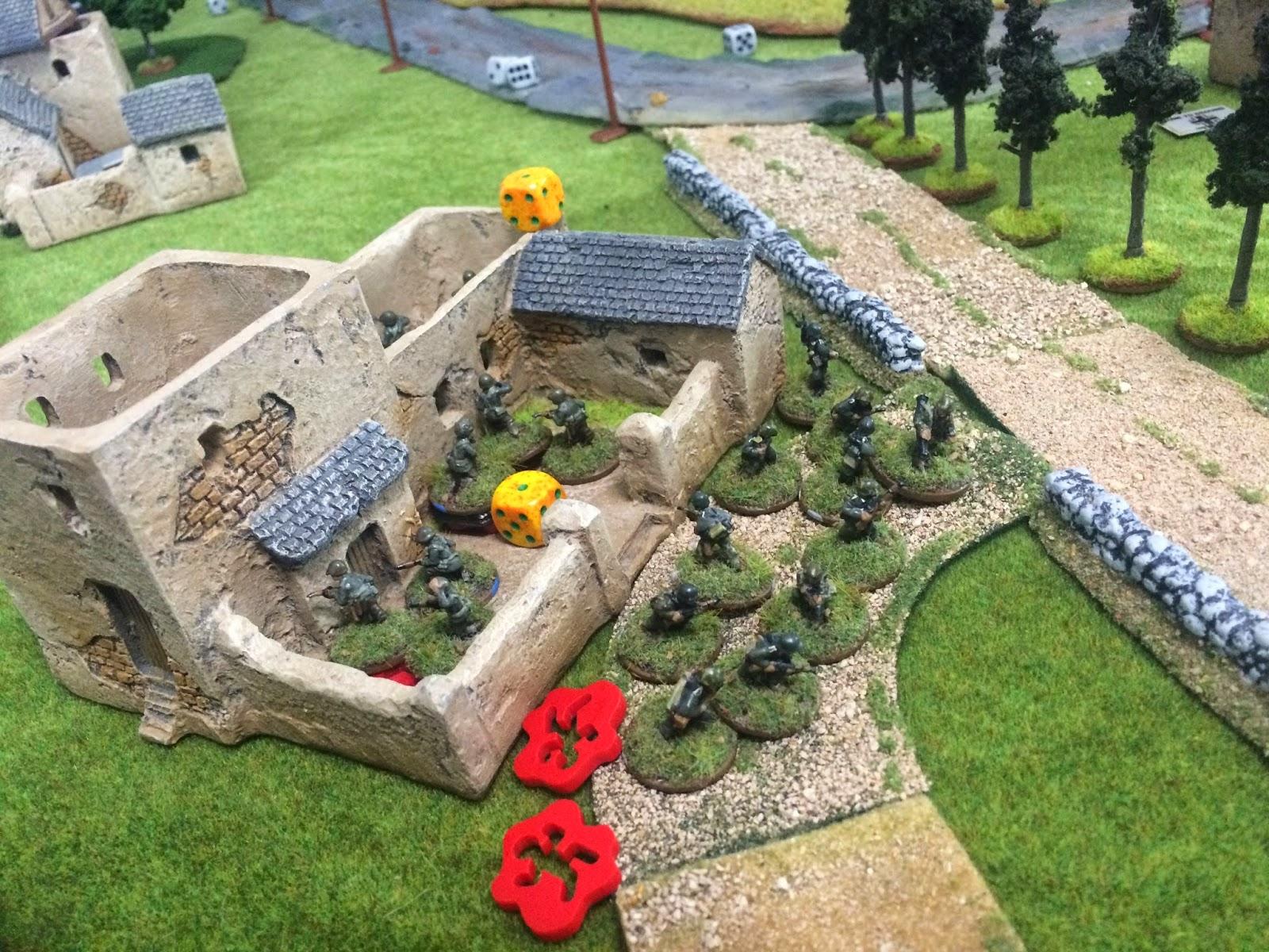 a brief chain of command aar us vs germans in patrol wwpd