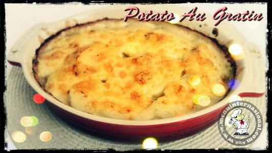 Cara Membuat Potatoes Au Gratin Perancis