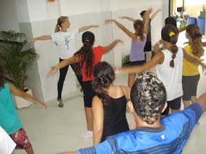 EXTRACURRICULARES: Dança - sexta-feira