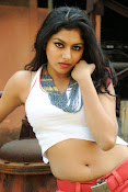 Akshida Hot Photos from Yuddam Movie Song shooting spot-thumbnail-16