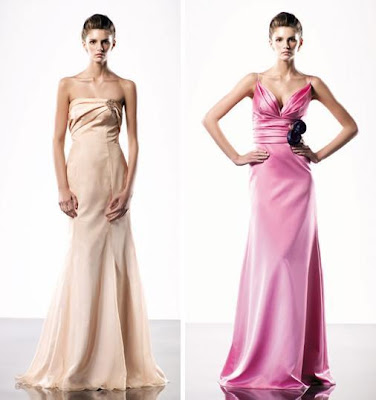 spring 2011 bridesmaids dresses
