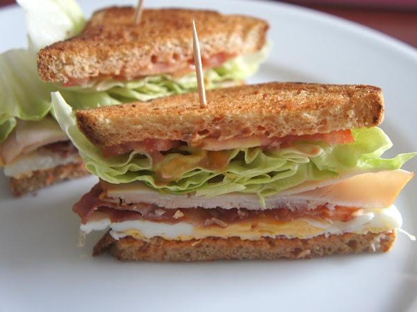 REZEPT: glutenfreies Clubsandwich II