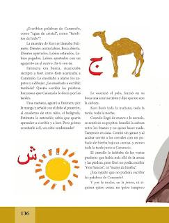 Apoyo Primaria Español Lecturas 6to Grado Palabras de Caramelo