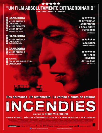 Ver Incendies (2010) Online