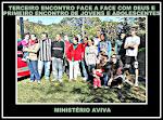 TERCEIRO ENCONTRO FACE A FACE COM DEUS em Ponte Nova