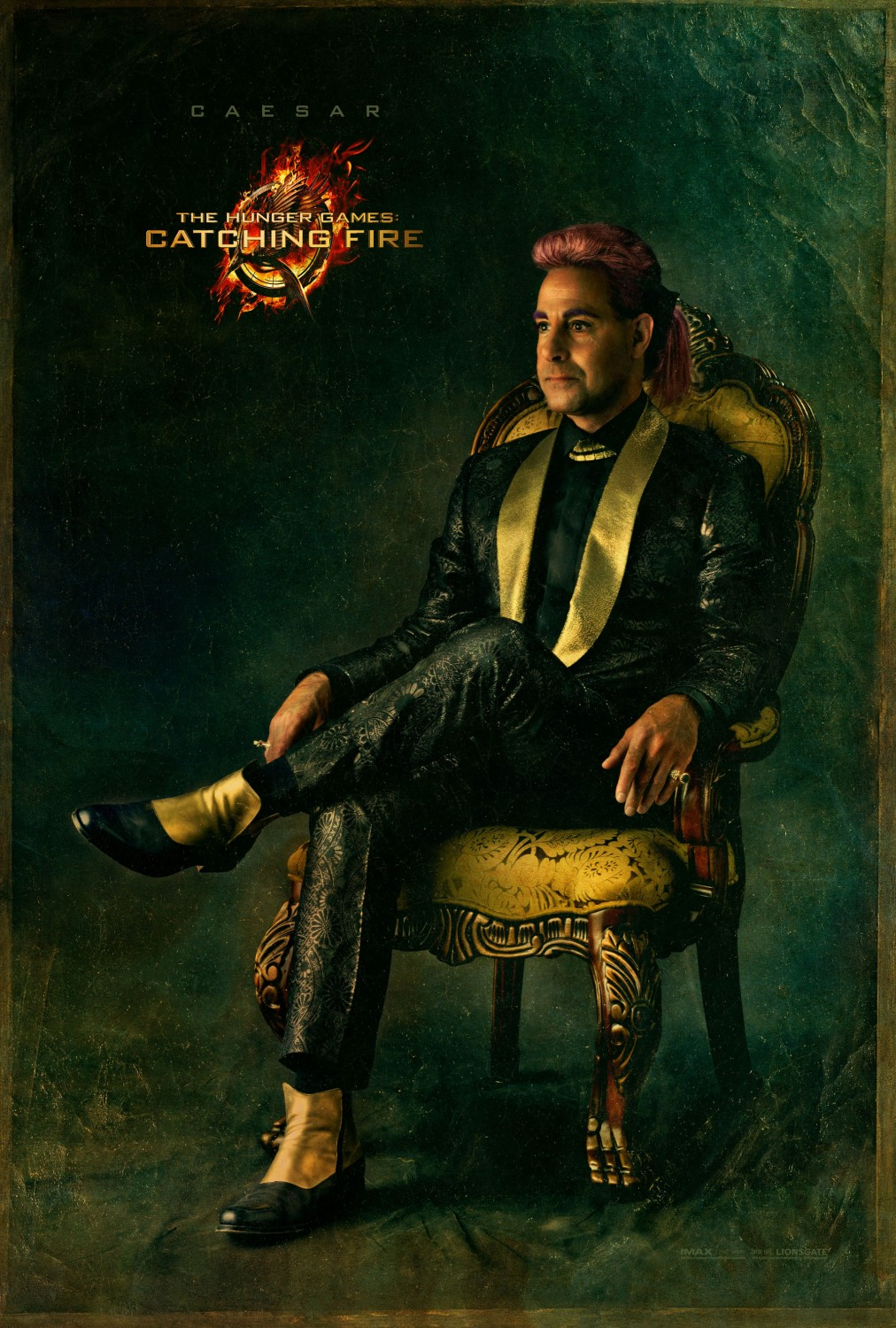 The Hunger Games: Catching Fire Posters (2013)
