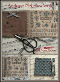 Antique Needle Book