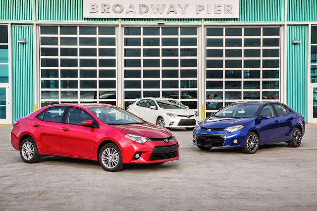 2014 Toyota Corolla: Pricing and Packages