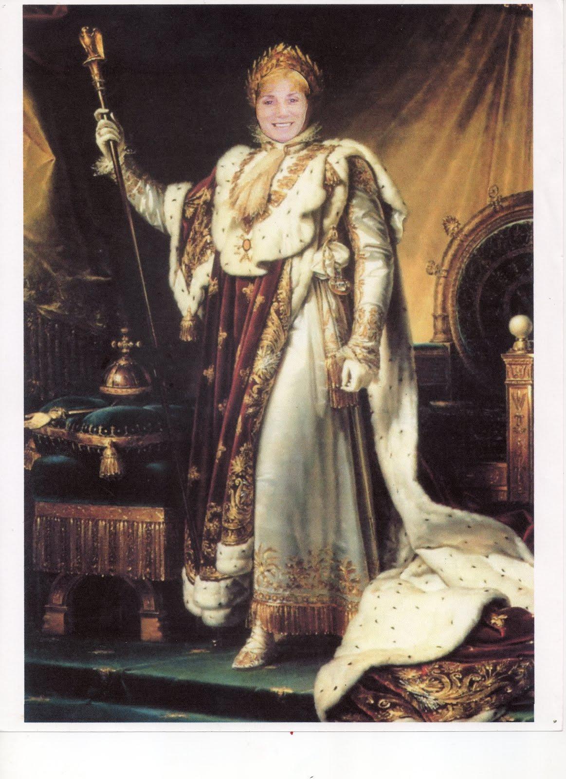 Principal Marilyn Hirschfield - Napoleonic Complex