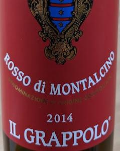 Notre vin de la semaine est ce très bon rouge de Toscane !