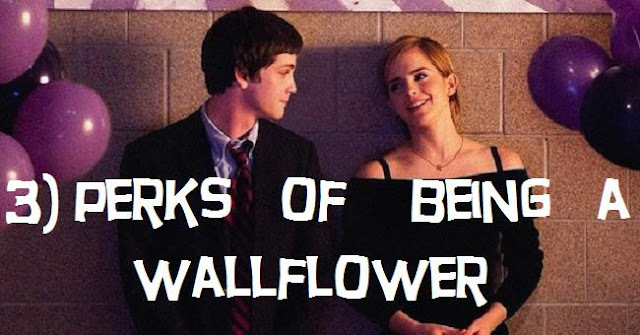 Logan Lerman and Emma Watson in Perks