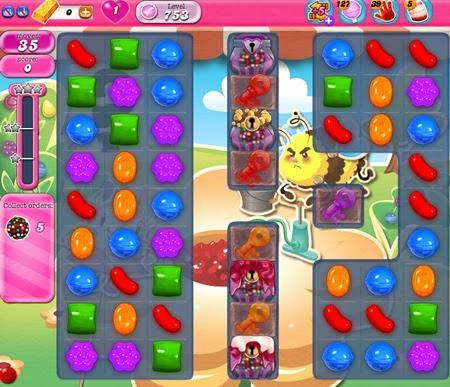 Candy Crush Saga 753