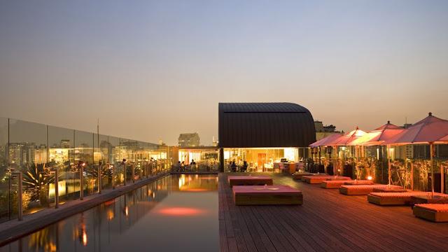 Fashion hotel unique sao paulo brazil for Unique accommodation