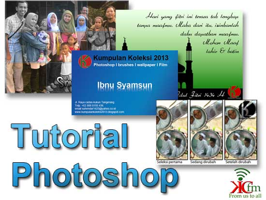 Tutorial Photoshop Bahasa Indonesia