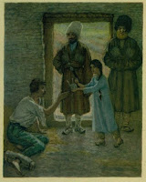 krasnyj-tatarin-rasskaz-Kavkazskij-plennik-Tolstoj