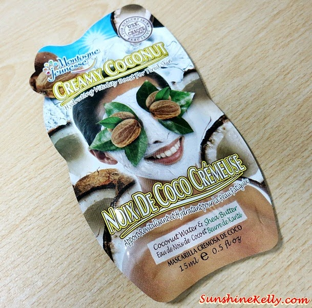 My Masking Time, Montagne Jeunesse Mask, Creamy Coconut Mud Mask, Manuka Honey Peel Off Mask, De Clog Pores Patch, Facial Mask