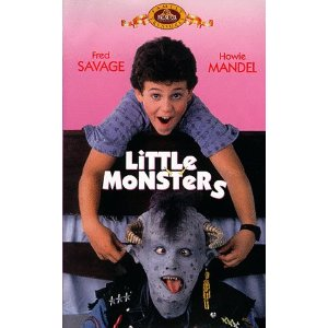 Monsters Under The Bed Disney Movie