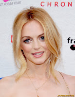 Heather Graham Kimchi Chronicles launch party in NYC
