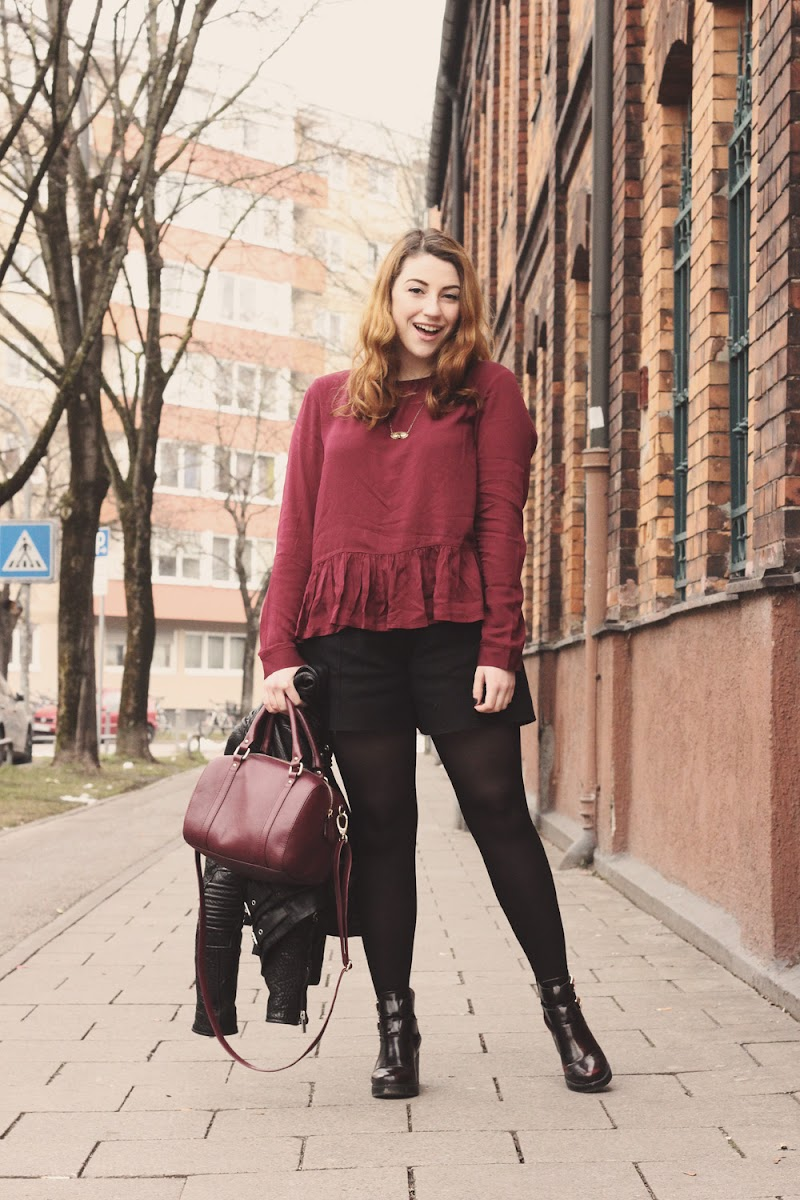 just female blouse