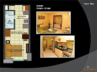 The Currency Studio Floor Plans