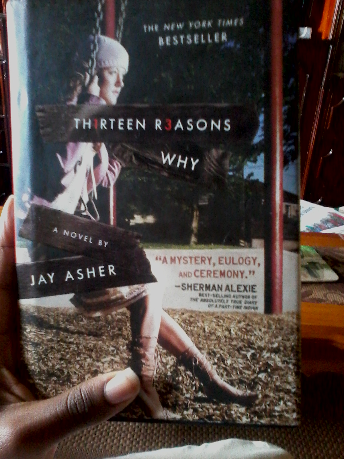 thirteen reasons why jay asher essay Essay questions for thirteen reasons why gist reasons why difficult by jay asher shot in 2007 on the elements in which hannah understated the thirteen reasons to why she check spelling, a.