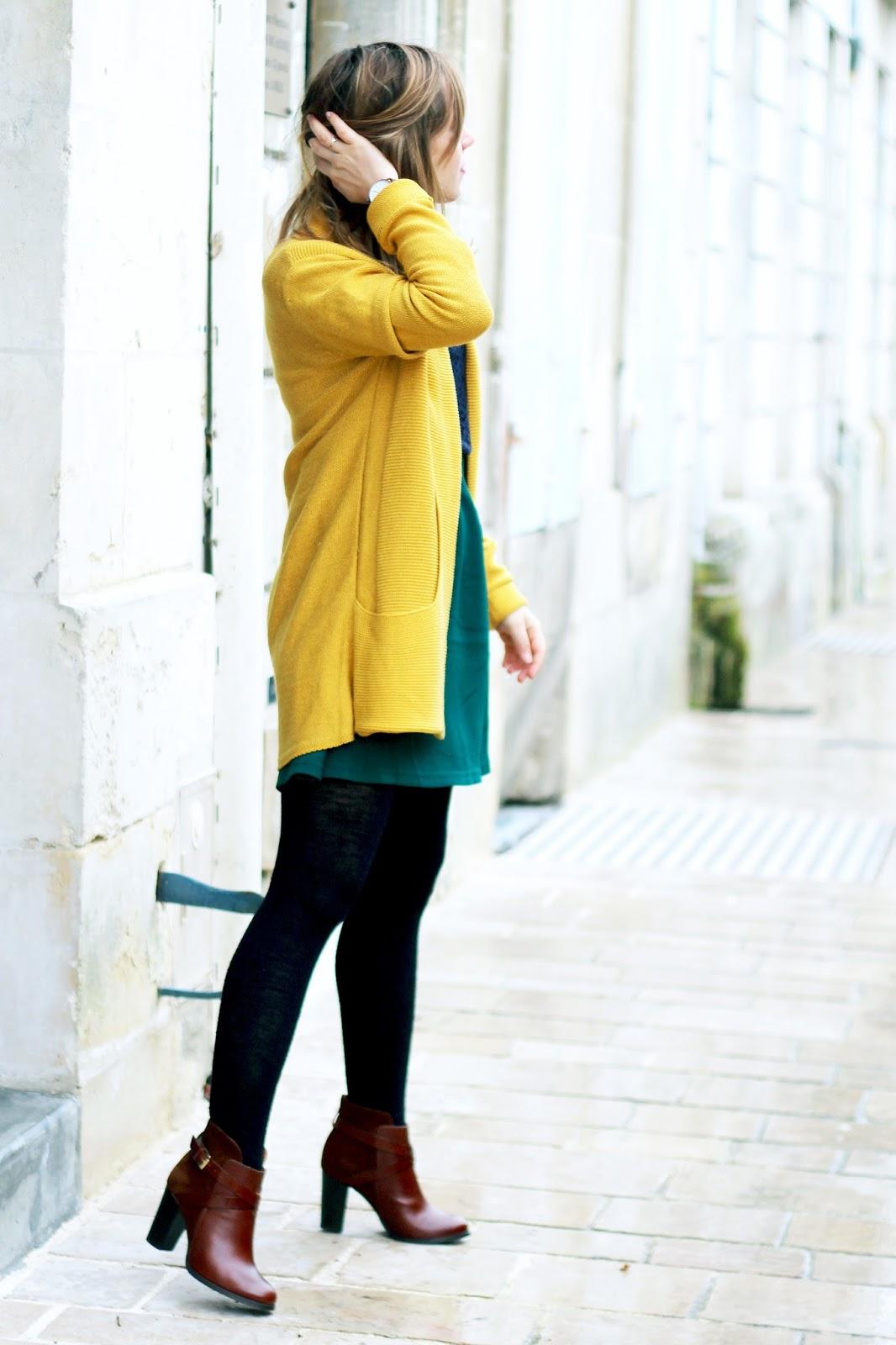 Blog mode lifestyle et bonne humeur la penderie de chlo couleurs d 39 hiver - Quelle couleur associer au jaune moutarde ...
