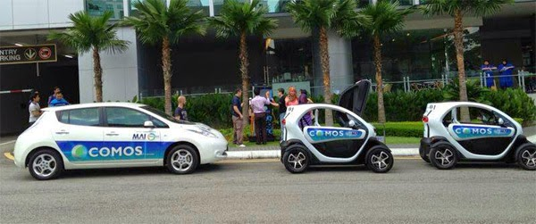 Comos The First Electric Vehicle In Malaysia A Blog Of Life