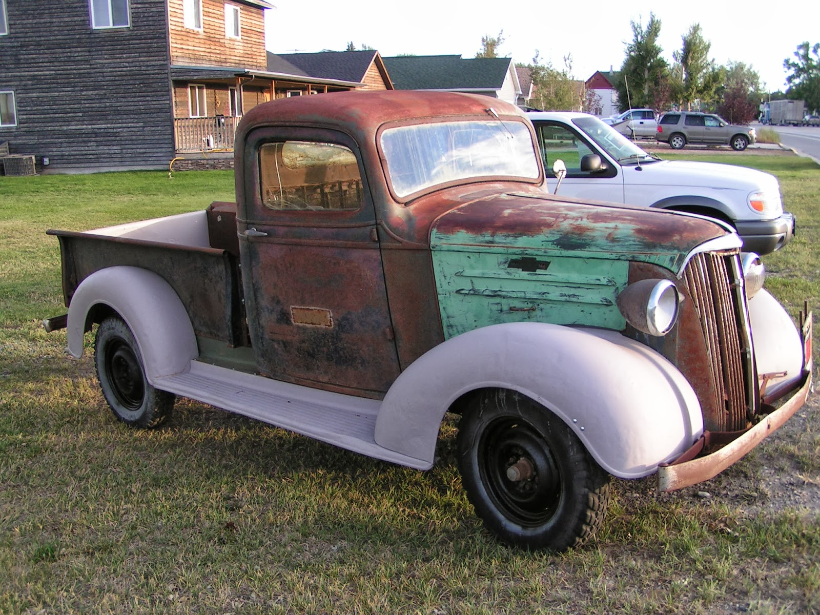 CHEVROLET Trucks Online Auctions  AuctionTimecom