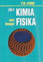 toko buku rahma: buku KIMIA FISIKA Jilid 2, pengarang atkins, penerbit erlangga