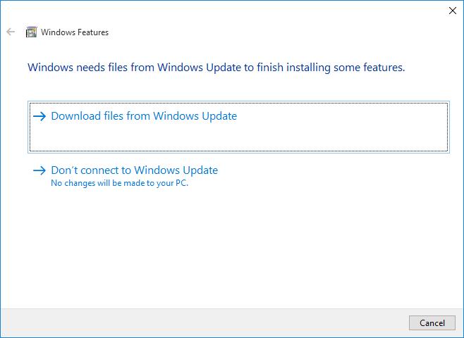 How to install .Net Framework 3.5 on Windows 10 and fix Error Code ...