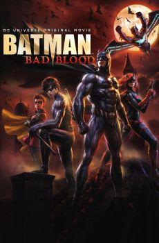 Batman Mala Sangre Pelicula Completa Online HD 720p [MEGA] [LATINO]