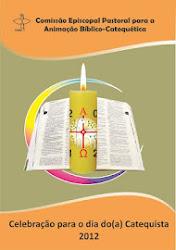 Celebração para o Dia do Catequista
