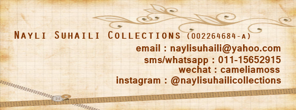 Nayli Suhaili Collections