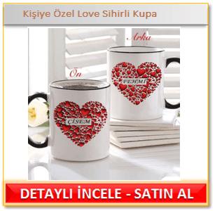 Sevgililere özel hediyeler