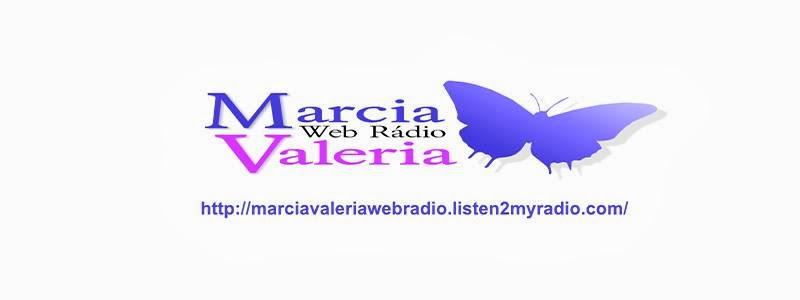 Marcia Valeria -  Web Rádio