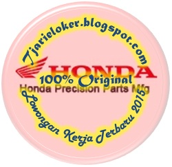 Logo PT Honda Precision Parts Manufacturing