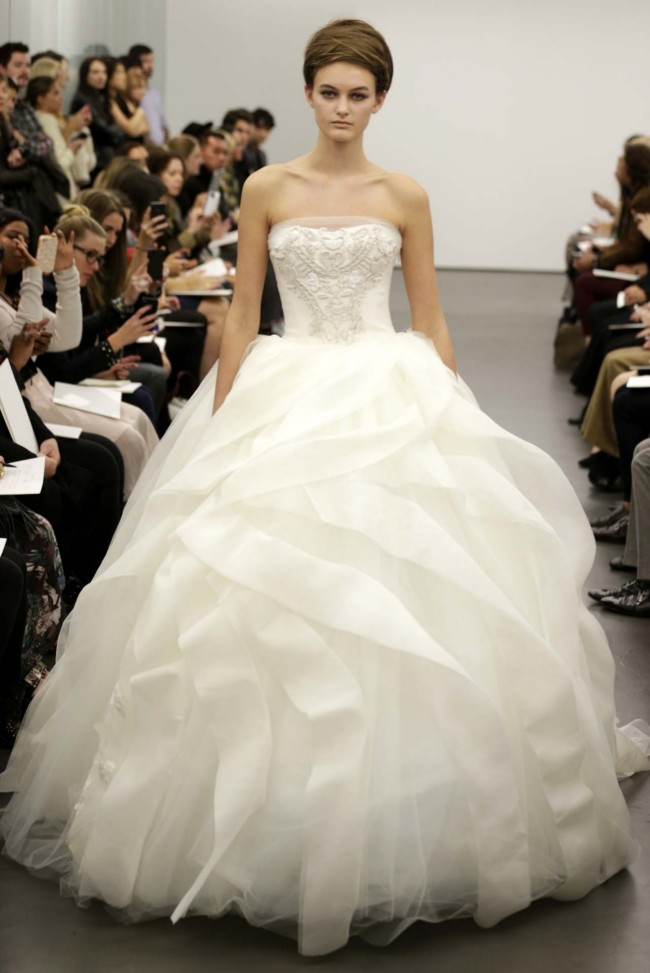 Beyond addicted couture found in bridal fusion for Best vera wang wedding dresses