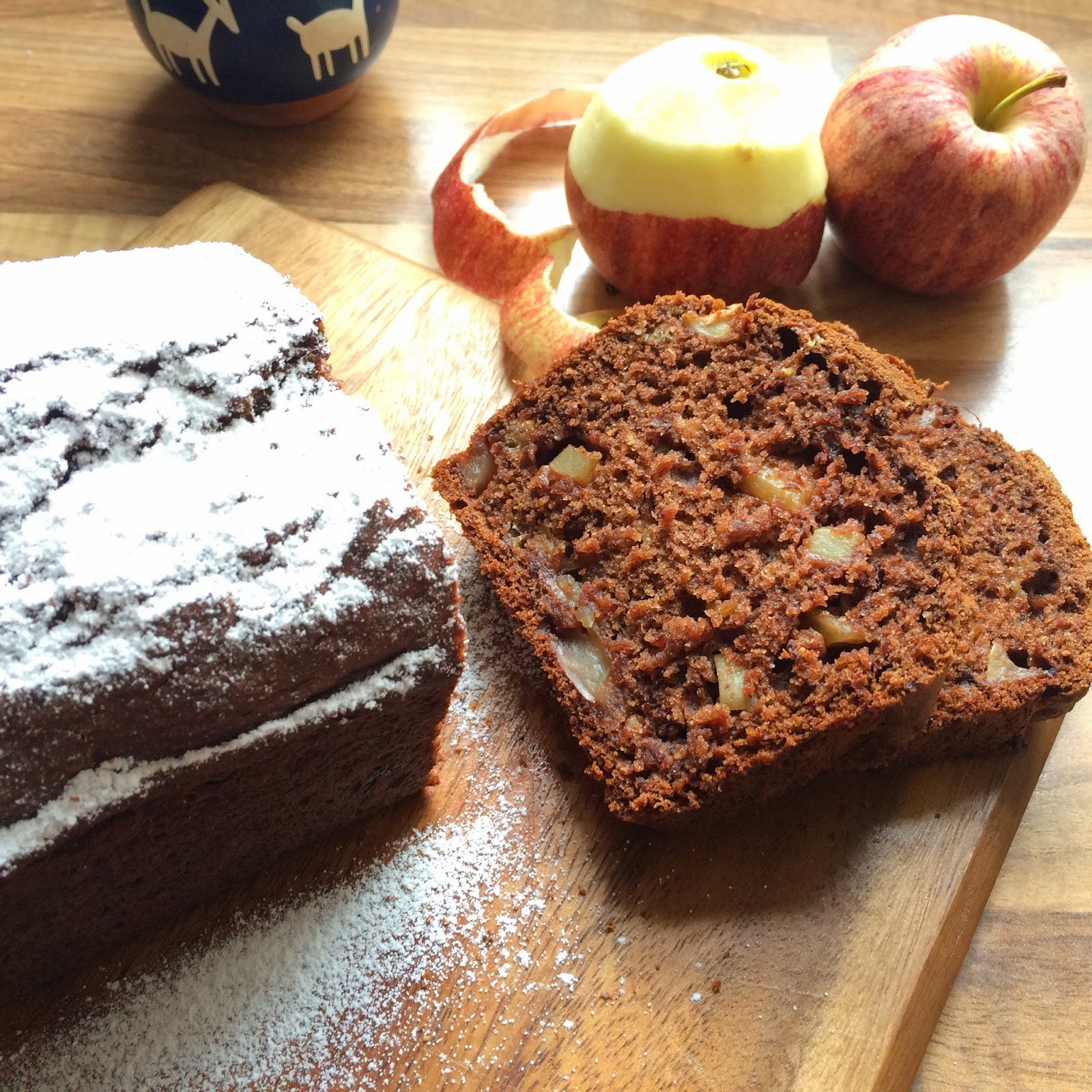 kakaowe ciasto, bananowe ciasto, ptysiu mietowy
