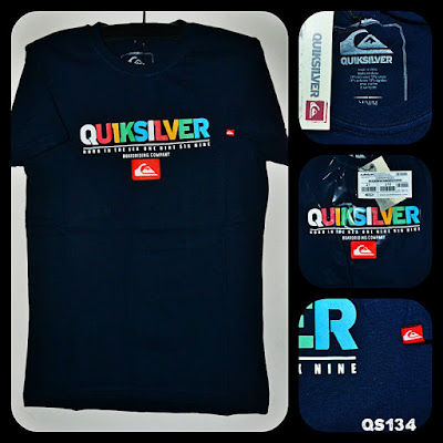 Kaos Surfing QUIKSILVER Kode QS134
